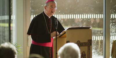 blessing of Margaret Aylward Centre for Faith Dialogue