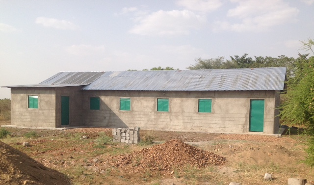Sudan Dormitory