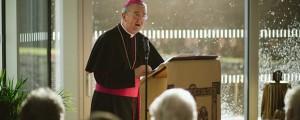 Blessing of Margaret Aylward Centre