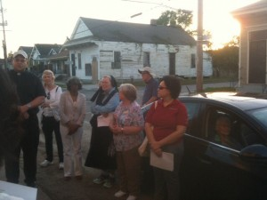 Living with the Smell of the Sheep: Peace Prayer Walks in New Orleans