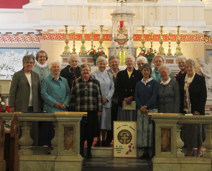 Consecrated Life Mass in Dublin's Liberties