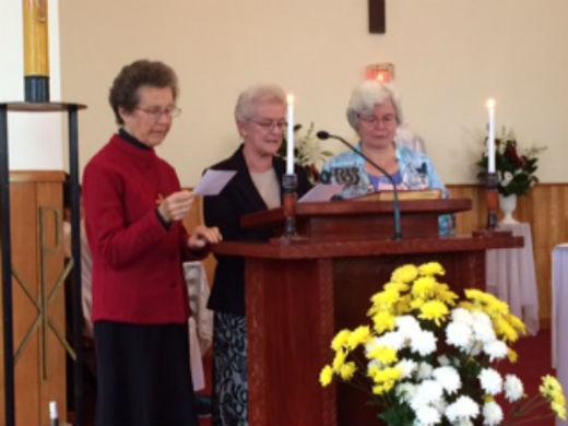 Auckland  Parish Celebrates Consecrated Life