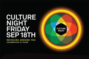 Beyond the Gates: Culture Night at the Margaret Aylward Centre