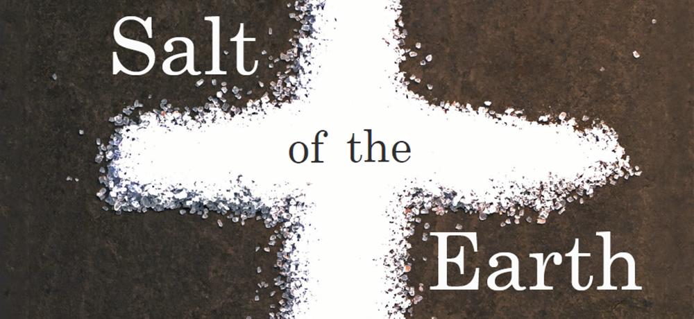 Salt of the Earth:  Week of Prayer for Christian Unity 18 – 25 January