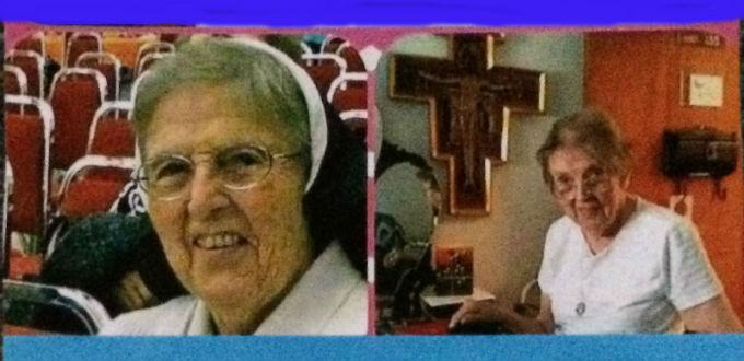Death of Sr Mary Cronan
