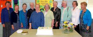 Celebrating Fifty Years of Holy Faith Ministry in Louisiana