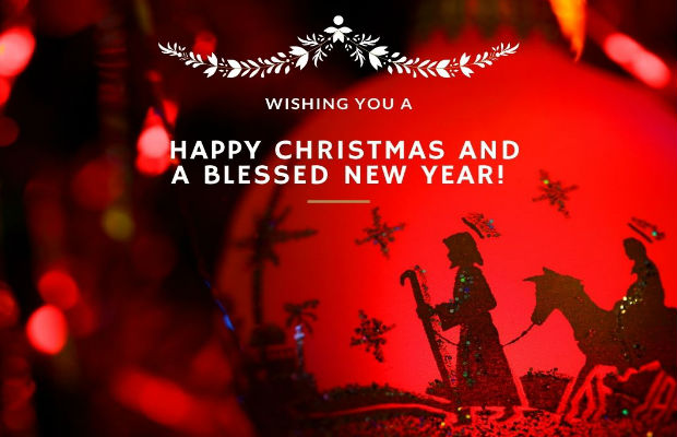 You are currently viewing Wishing You A Happy Christmas 2020